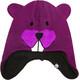 Color Kids Reaver Mini Hat Dark Purple